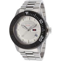 GUCCI-YA126250-Mens-G-Timeless-Black-Quartz-Watch