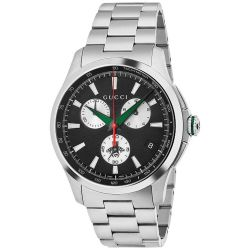 Gucci-YA126267-Mens-G-Timeless--Black-Quartz-Watch