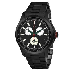 Gucci-YA126268-Mens-G-TIMELESS-Black-Quartz-Watch