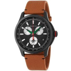 Gucci-YA126271-Mens-G-TIMELESS-Black-Quartz-Watch
