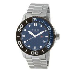 Gucci-YA126282-Mens--G-Timeless-Blue-Quartz-Watch