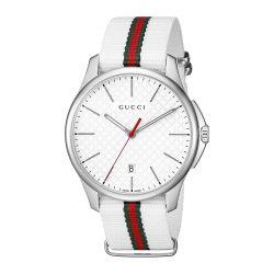 Gucci-YA126322-Mens-G-Timeless-White---Quartz-Watch