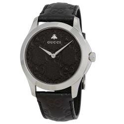 Gucci-YA1264031-Mens--G-Timeless-Black-Quartz-Watch
