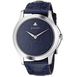 Gucci-YA1264032-Mens--G-Timeless-Blue-Quartz-Watch