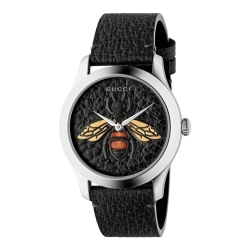 Gucci-YA1264067-Womens-G-Timeless-Black-Quartz-Watch
