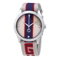 Gucci-YA1264071-Mens-G-Timeless-White-Quartz-Watch