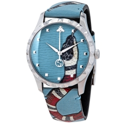 Gucci-YA1264080-Mens-G-Timeless-Blue-Quartz-Watch