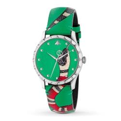 Gucci-YA1264081-Womens-G-Timeless-Green-Quartz-Watch
