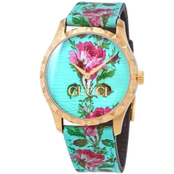 Gucci-YA1264085-Womens-G-Timeless-Blue-Quartz-Watch