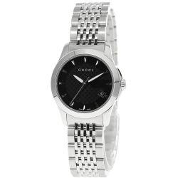 Gucci-YA126502-Womens-G-Timeless-Black-Quartz-Watch