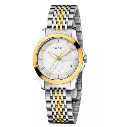 Gucci-YA126511-Womens-G-Timeless-Silver-Quartz-Watch