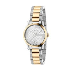 Gucci-YA126531-Womens-G-Timeless-Two-tone-Quartz-Watch