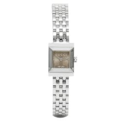 Gucci-YA128514-Womens-G-Frame-Silver-Toned-Quartz-Watch