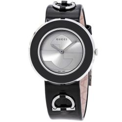 Gucci-YA129417-Womens--Silver-White-Quartz-Watch