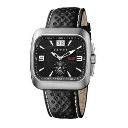 Gucci-YA131302-Mens-G-Coupe-Black-Quartz-Watch