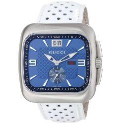 Gucci-YA131304-Mens-G-Coupe-Blue-Quartz-Watch