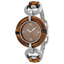 Gucci-YA132402-Womens-Bamboo-Brown-Quartz-Watch