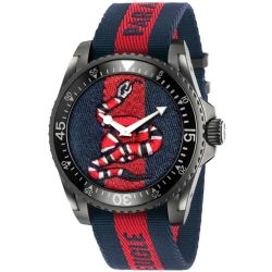 Gucci-YA136214-Mens-Dive-Blue-Red-Quartz-Watch