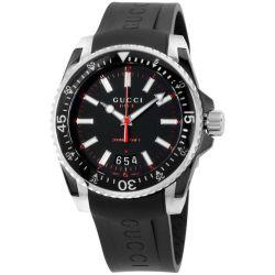 Gucci-YA136303-Mens-Dive-Black-Quartz-Watch