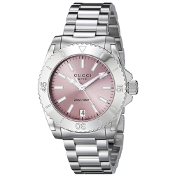 Gucci-YA136401-Womens-Dive-Pink-Quartz-Watch