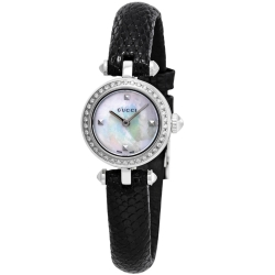 GUCCI-YA141511-Womens-Diamantissima-White-Quartz-Watch