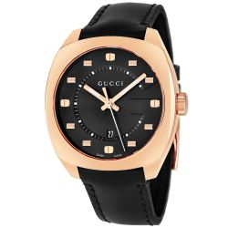 Gucci-YA142309-Mens-GG2570-Black-Quartz-Watch