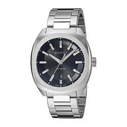 Gucci-YA142401-Mens-GG2570-Black-Quartz-Watch