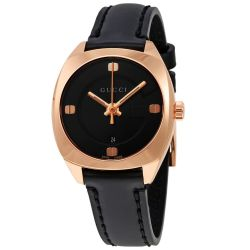 Gucci-YA142509-Womens-GG2570-Black-Quartz-Watch