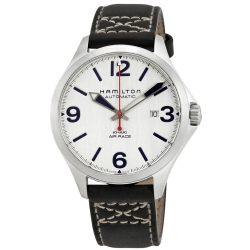 Hamilton-H76525751-Mens-Khaki-Aviation-Air-Race-Black-Automatic-Watch