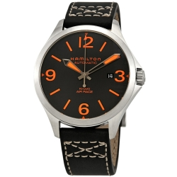 Hamilton-H76535731-Mens-Khaki-Aviation-Air-Race-Black-Automatic-Watch