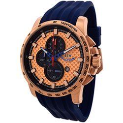 ISW-ISW-1003-04-Mens-Round-Blue-Quartz-Watch