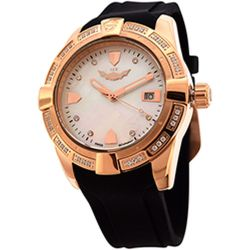 ISW-ISW-1008-15-Womens-Round-Mother-of-Pearl-Quartz-Watch