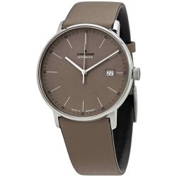 Junghans-027-4832.00-Mens-Form-A-Taupe-Automatic-Watch