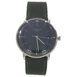 Junghans-058-4823.00-Mens-Max-Bill-Mega-Grey-Quartz-Watch