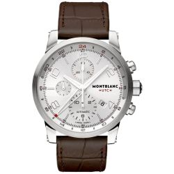 Montblanc-107065-Mens-Timewalker-Silver-Automatic-Watch