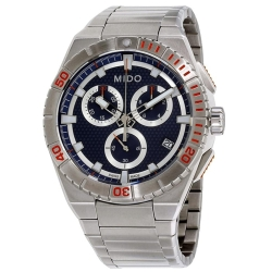 Mido-M023.417.11.041.00-Mens-Ocean-Star-Blue-Quartz-Watch