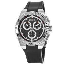 Mido-M023.417.17.051.00-Mens-Ocean-Star-Black-Quartz-Watch