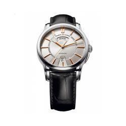 Maurice-Lacroix-PT6158SS00119E-Mens-Pontos-Silver-Tone-Automatic-Watch