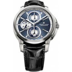 Maurice-Lacroix-PT6188-SS001-430-Mens-Pontos--Blue-Automatic--Watch