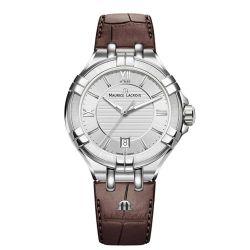 Maurice-Lacroix-AI1004-SS001-130-1-Womens-Aikon-Silver-Quartz-Watch