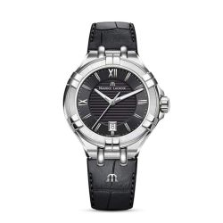 Maurice-Lacroix-AI1004-SS001-330-1-Womens-Aikon-Black-Quartz-Watch