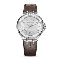Maurice-Lacroix-AI1006-SS001-130-1-Womens-Aikon-Silver-Quartz-Watch