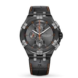 Maurice-Lacroix-AI1018-PVB01-334-1-Mens-Aikon-Black-Quartz-Watch