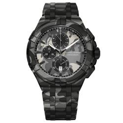 Maurice-Lacroix-AI1018-PVB02-336-1-Mens-Aikon-Grey-Black-Quartz-Watch