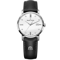 Maurice-Lacroix-EL1084-SS001-150-Womens-Eliros-White-Quartz-Watch