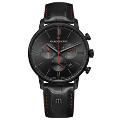 Maurice-Lacroix-EL1098-PVB01-310-1-Mens-Eliros-Black-Quartz-Watch