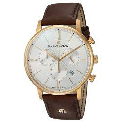 Maurice-Lacroix-EL1098-PVP01-111-1-Mens-Eliros-Silver-Quartz-Watch