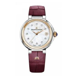 Maurice-Lacroix-FA1007-PVP11-170-1-Womens-Fiaba-Mother-of-Pearl-Quartz-Watch