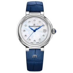 Maurice-Lacroix-FA1007-SS001-170-1-Womens-Fiaba-Mother-of-Pearl-Quartz-Watch