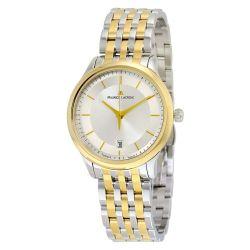 Maurice-Lacroix-LC1237-PVY13-130-Mens-Les-Classiques--Silver-Quartz-Watch